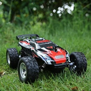 Buggy de course Crenova électrique Voiture RC pour enfants et adultes-