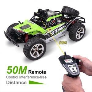RC Voiture Télécommandé Tout Terrain 4WD présentation
