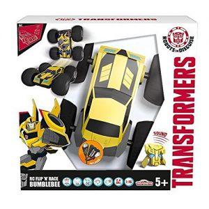 Véhicule Electrique - Transformers - Radio Commande présentation